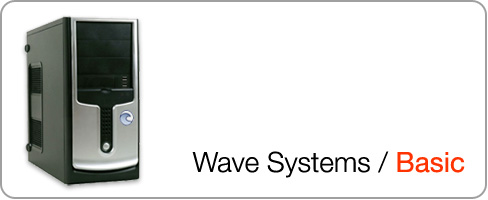 Banner for Wave Systems Basic