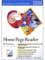 IBM Home Page Reader
